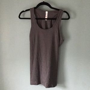 Under armor gray xl heat gear tank top